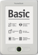PocketBook 613 Basic New белый