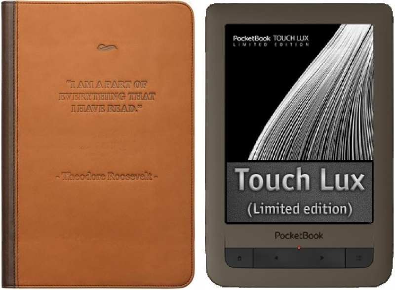 PocketBook 623 Touch 2 Limited Edition Подарочная серия