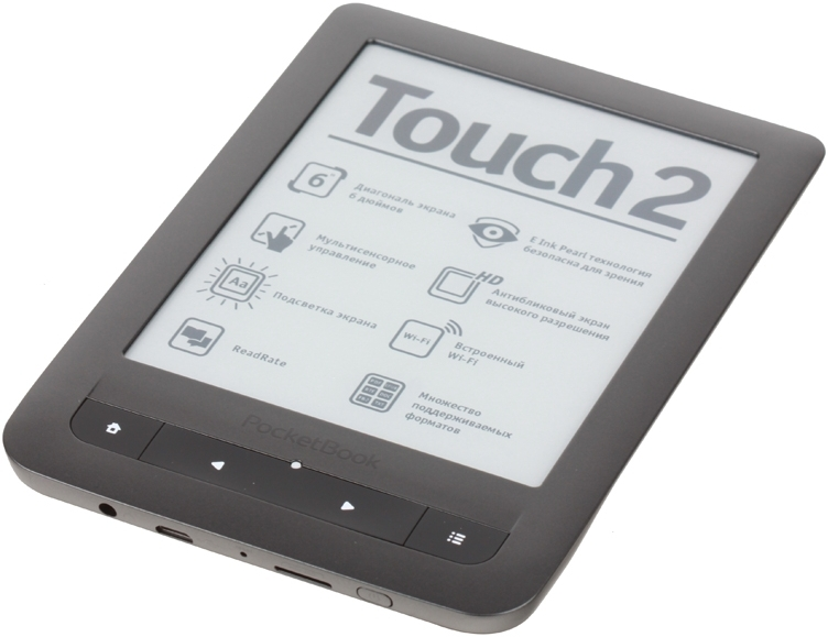 PocketBook 623 Touch 2 черный