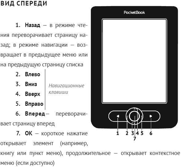 PocketBook 613 Basic New серый